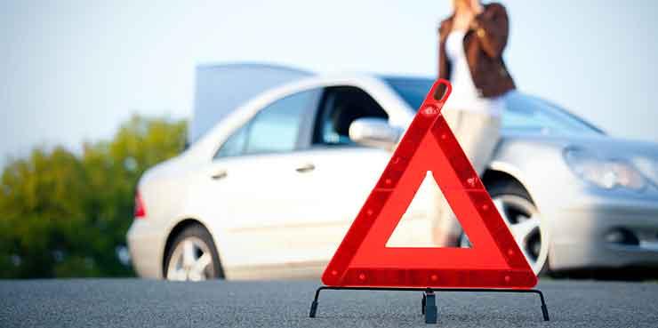 come contattare il soccorso stradale