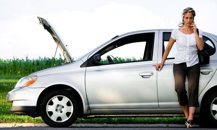 soccorso stradale cosa fare