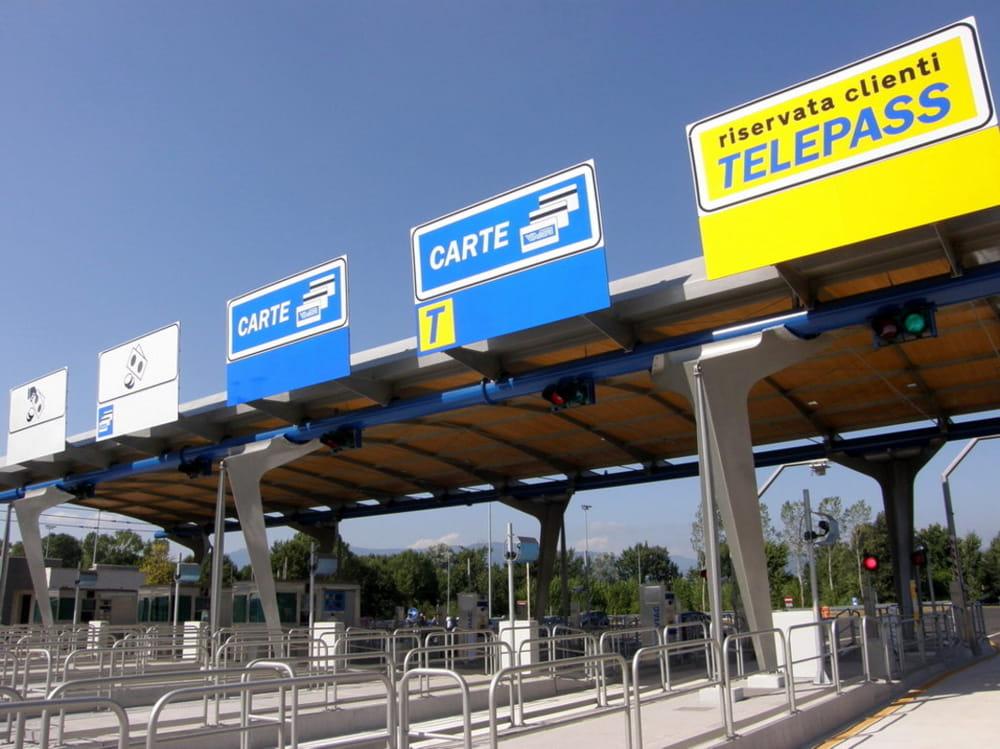 telepedaggio unico autostrade
