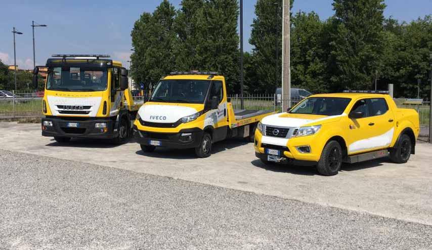 soccorso stradale Bergamo i nostri carroattrezzi