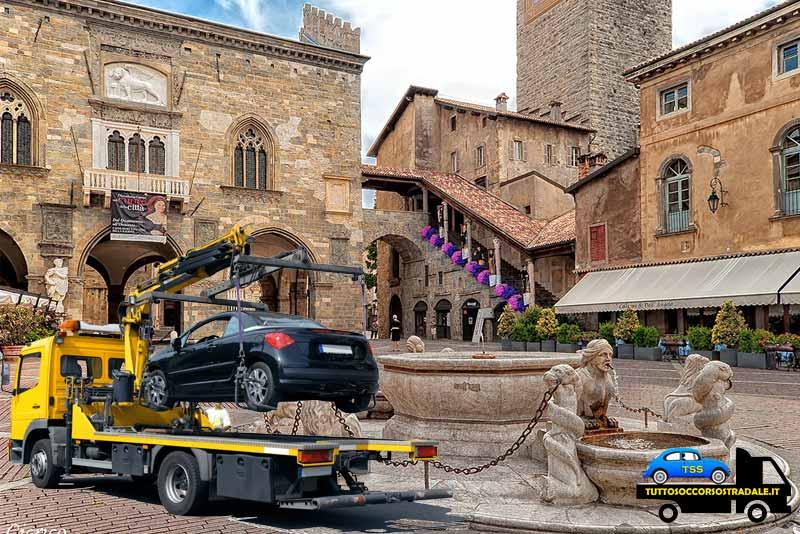 soccorso stradale carroattrezzi Bergamo