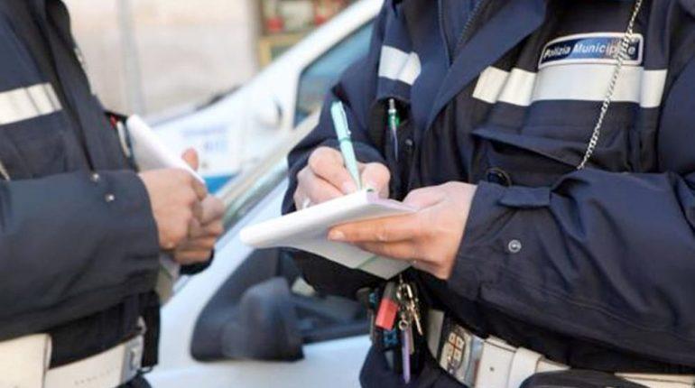 rimozione forzata polizia multe