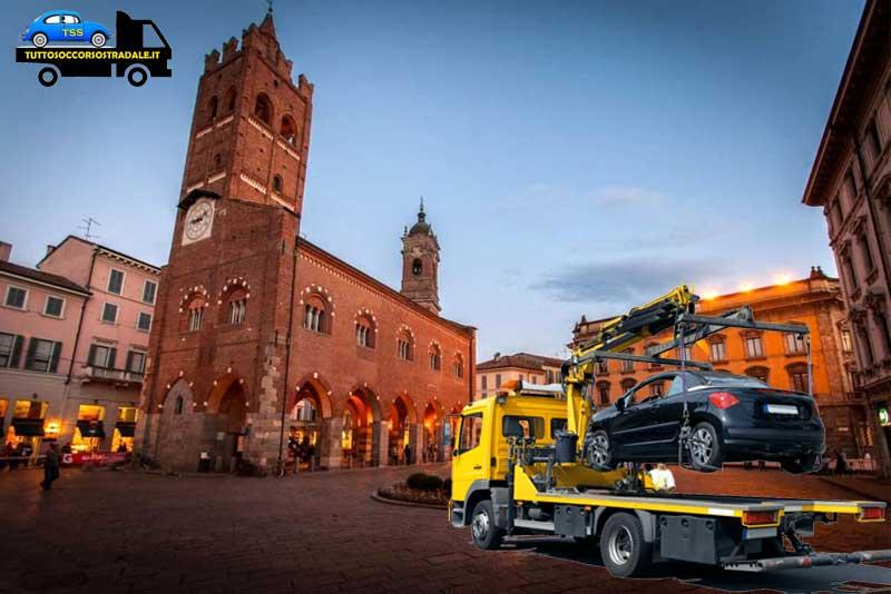 soccorso stradale carroattrezzi Monza