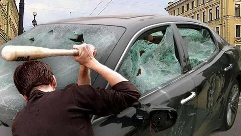 denuncia atti vandalici come chiedere risarcimento