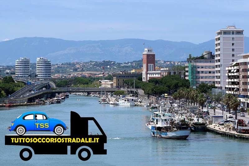soccorso stradale carroattrezzi Pescara 24 ore