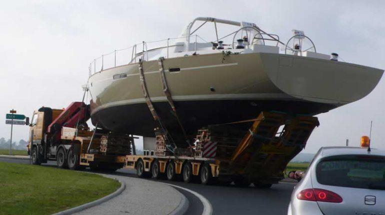 quanto costa trasportare una barca
