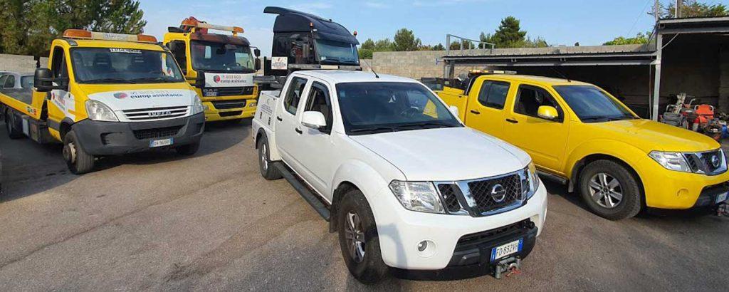 soccorso stradale Sassari con carroattrezzi 24 ore