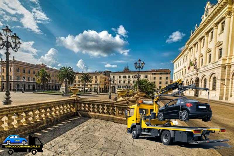 soccorso stradale carroattrezzi Sassari
