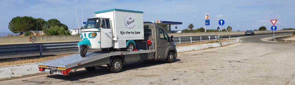 soccorso stradale a Sassari AGi 24 ore su 24