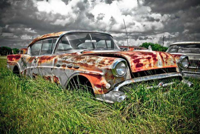 quanto costa demolire l'auto
