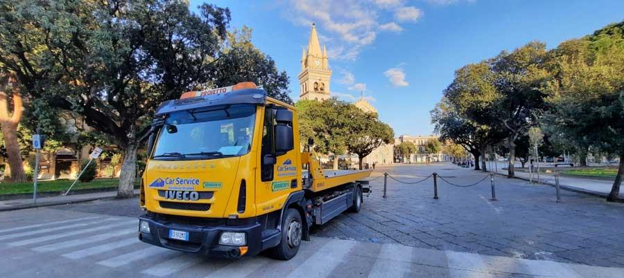 soccorso stradale Messina 24 ore